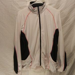 Columbia Titaniam Womens Zip Up Light Sweatshirt
